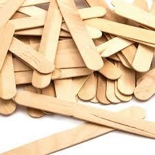 wooden craft sticks 50 pack hobbycraft