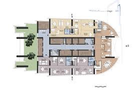 green tower layout design in ashrafieh lebanon sama beirut