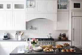 kitchen ideas subway tile kitchen backsplash with admirable
