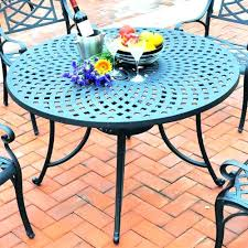 round resin patio table round plastic patio tables furniture gt dining room furniture gt