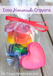 fast and easy homemade crayons perfect gift idea my frugal