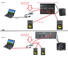 rca home theater system setup 2 1 active speakers sub with computer setup avs forum home