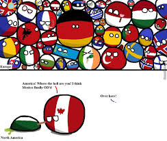 How To Draw Country Flags Canadaball Polandball Wiki Fandom Powered By Wikia