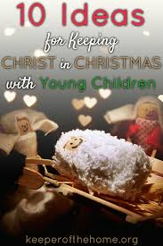10 ideas for celebrating at with children