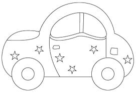 car coloring sheet coloring drawing