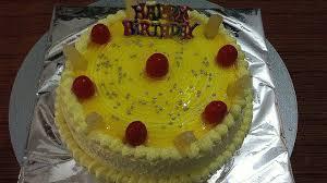 pineapple cake birthday geetika easy cake recipes