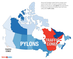 Pop Vs Soda Map The 10 And 3 Survey Results This Is How Canada Talks Neogaf
