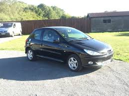 peugeot 206 1 4 look 08 reg sold ymark vehicle services
