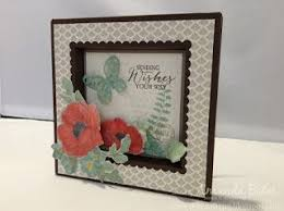 photo frame cards 9 best shadow box cards images on shadow box frames