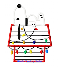 characters characters r u snoopy on house with lights