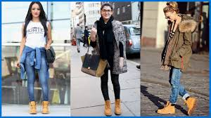 womens boots timberland style how to wear timberland boots for