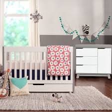 Convertible Crib Furniture Sets by Decor Extravagant Babyletto Hudson Dresser Changer In White Free
