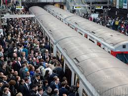 Commuting Is by Commuting Is As Stressful As Moving House Survey Of European