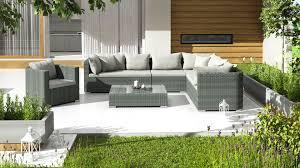 Schlafzimmer Venezia Garten Lounge Grau Wunderbare Auf Ideen Plus Polyrattan Venezia