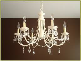 How To Make Crystal Chandelier Diy Crystal Chandelier Makeover Home Design Ideas