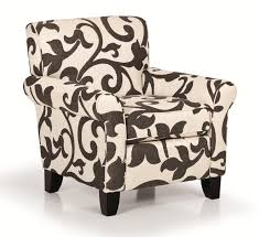 Colorful Accent Chairs by Stanton Accent Chairs And Ottomans Transitional Rolled Arm Accent