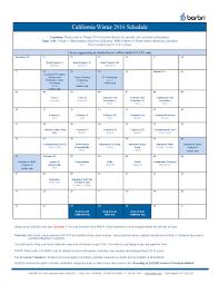 barbri bar review winter schedule school