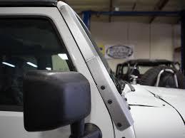 jeep jk frame genright jeep jk windshield armor