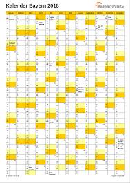 Kalender 2018 Bayern Gesetzliche Feiertage Feiertage 2018 Bayern Kalender