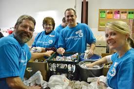 volunteer blue ridge area food bank