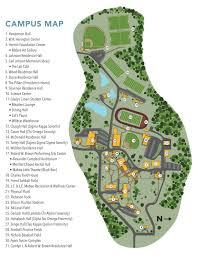 cus map culver stockton college