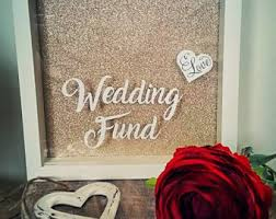 wedding gift honeymoon fund wedding money box etsy