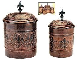 kitchen canisters canada ceramic kitchen canisters rustic quilted 3 kitchen canister