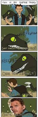 Raptor Memes - the 25 best raptor meme ideas on pinterest chris pratt jurassic