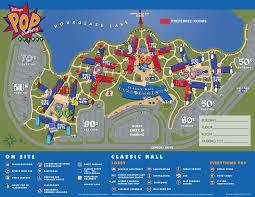 Walt Disney World Transportation Map pop century map kennythepirate com an unofficial disney world