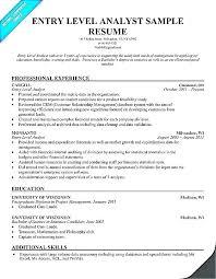 financial analyst resume exle claim analyst resume corporate financial analyst resume sle