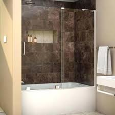 Shower Doors Bathtub Home Depot Tub Shower Door Bathtub Doors Home Depot Glass Shower