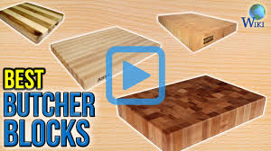 top 9 butcher blocks of 2017 video review