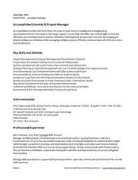 View Sample Resumes by Chemistry Resume Writing Service Ihirechemists