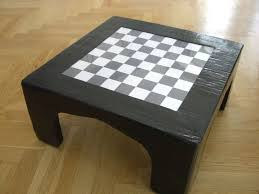 chess board coffee table chess table instruc table