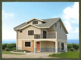 cheap 2 story houses zabrina home design of lb lapuz architects builders
