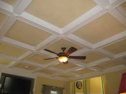 drop ceiling fan installation with wall lamp paint colors