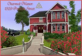 Halliwell Manor Floor Plans by My Sims 3 Blog Halliwell Manor By Heaven Sent 8 18