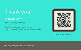 instacoin digital transaction receipt