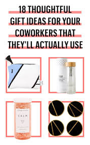 gifts for coworkers 23 best gifts for coworkers 2017 great christmas gifts to give