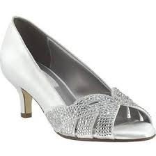 wedding shoes embellished heel wedding shoes of the day low heel embellished bridal shoes