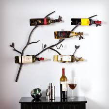 andover mills bomberger 6 bottle wall mounted wine rack u0026 reviews
