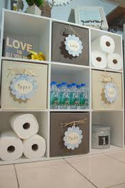 Laundry Room Shelves And Storage by O Is For Organize Laundry Room Reveal