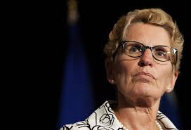 kathleen wynne seeks negotiations over contempt of parliament