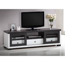 White Tv Cabinet With Doors Once A Console Stereo Now A Tv Standmedia Cabinet Doors On The Tv