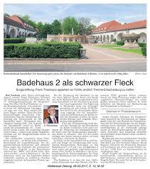 Bad Nauheim Therme Presse