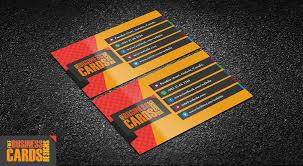 Business Card With Qr Code Free Vertical It Networking Business Card With Qr Code