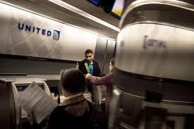 siege business air united airlines profit rises despite boycott threats passenger