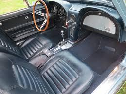 1966 corvette trophy blue 1966 327 350hp 4 speed ncrs national top flight award winner