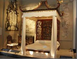 Traditional Style Bedroom - interior awesome oriental chinese style bedroom design with