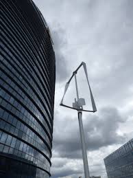 accor siege éolienne de darrieus sur le siège d hotel accor éolie l éolien